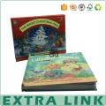 China Preiswertes farbenreiches Pappbuch-Kinderbuch-Drucken