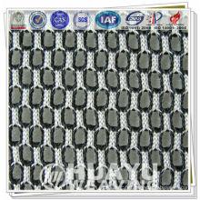 YN-6808, tissu en maille ari, maillage 3D, tissu de maille d'espacement