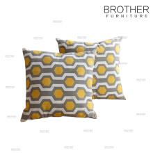 Almofada traseira colorida da forma home da decoração para a cadeira e o sofá