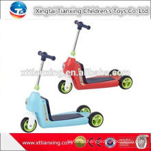 2015 Alibaba China Online Lieferant Neues Modell Kunststoff Zwei Fuß Pedal Kinder Mini Roller