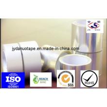Solvant acrylique résistant à la chaleur Ruban adhésif en aluminium