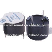 Электромагнитный зуммер диаметром 12 мм высота 9 мм электронный зуммер