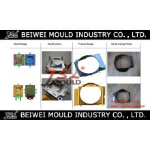 Molde de la fundición del ventilador del plástico de la inyección modificada para requisitos particulares