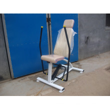 Steel pipe for fitness equipment/ Hydraulic Seated Chest Press