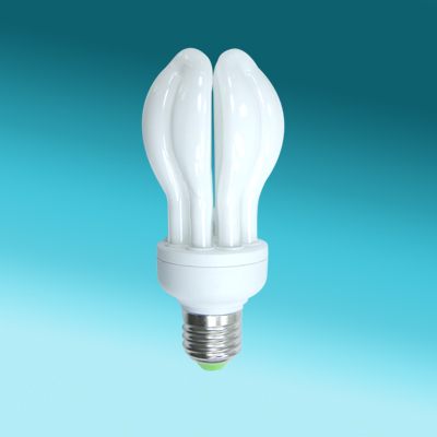4U 36w petit Lotus Energy Efficient Light Bulb