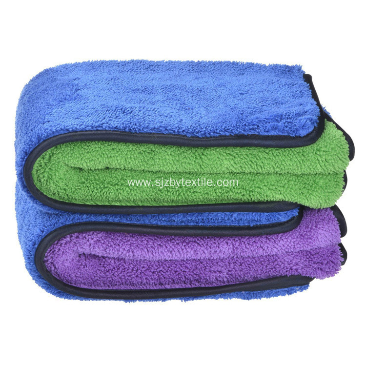 1000gsm Thick Microfiber Car Washing Drying Cloth Towel
