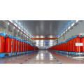 220kv Transformador de Transmissão / Distribuição de Energia Óleo de Ruído Baixo Transformador de Potência Imerso