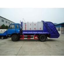 10 CBM caminhão de lixo de compressão (Dongfeng)