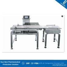 Máquina de pesagem de verificação industrial de classificação de peso