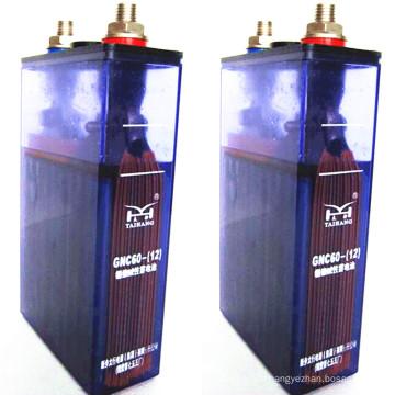 kpx60 batterie frittée ni-cd batterie à taux de décharge élevé
