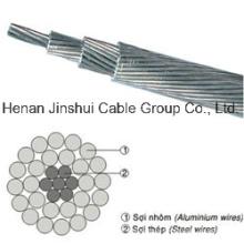 Línea de alambre ACSR 240 / 40mm2 (26 / 3,42 + 7 / 2,66)
