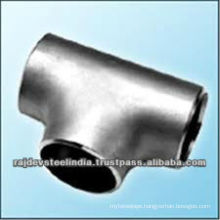 High Pressure Stainless Steel Tee High Quality
