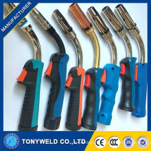 mig welding torch parts 24AK/36AK/25AK welding torch new handle