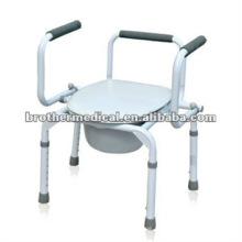 Poltrona giratória e cadeira ajustável do Commode de Hight
