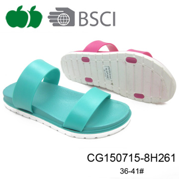 Lady Women Fashion Summer Flat Slipper