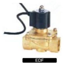 Válvula Solenóide de Aço Inoxidável Série EDF