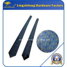 Cravate maçonnique de logo d'OEM de matériel fait sur commande de soie