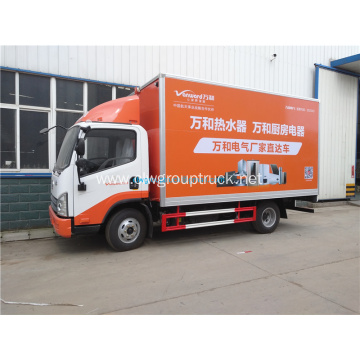 New products led car screen advertising truck