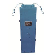 Sistema de controle para nenhum carvão de porta de pressão