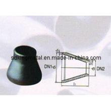 Carbon Steel Concentric Reducer DIN2615-1992/DIN2617-1991