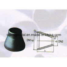 Rebaixador concêntrico de aço carbono DIN2615-1992 / DIN2617-1991