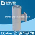 IP65 impermeable pared al aire libre montado y hacia abajo de la pared de luz, lámpara de pared al aire libre