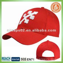 Spezielle Stickerei-Baseballmützen BC-0130