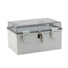 SAIPWELL 300X200X160MM WATERPROOF BOX WITH BREAKER AND RELAY RADIATION PROOF PLASTIC BOX