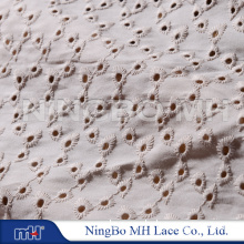 Cotton Eyelet Embroidery Fabric - M101938A