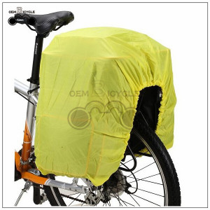 Bike bag rain silk waterproof bike bag cover cycling equipment