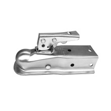 Easy Replacing Trailer Hitch Coupler