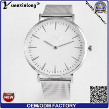 Yxl-635 2016 Hot Sale Quartz Men Watch Cheap Mesh Band Watch Fashion Wrist Watch