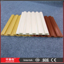 Moldproof WPC Drop Ceiling / Strong Plastic False Roof Ceiling