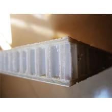 Сотовые панели белого цвета GRP PP