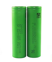 hid flashlight Lithium Ion Rechargeable 18650 battery