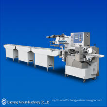 (GTA450-120) Non-PVC Soft Bag Infusion Flow Packing Machine