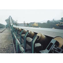 Mine, Stone, Sand Cement Fabric Nylon Nn Ep Cc56 Tc70 Steel Cord Black Rubber Conveyor Belt / Belt Conveyor