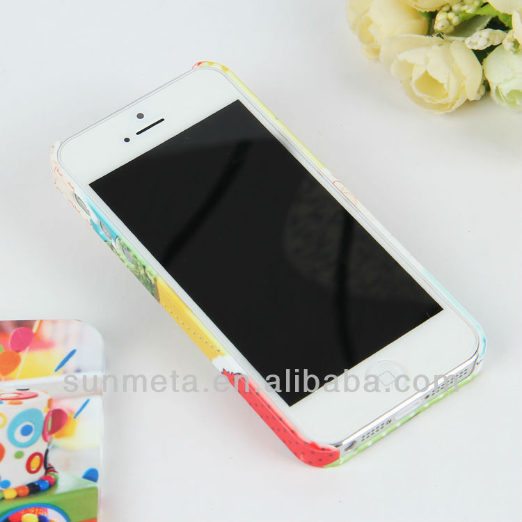 3D Sublimation IP5 Case