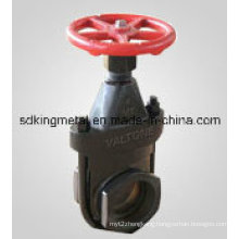 Cast Iron Flange 125lbs End Ball Valve