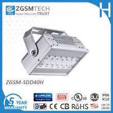 40W LED Tunnel Light with Ce RoHS GS