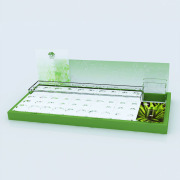 Acrylic beauty display stands display beaty products