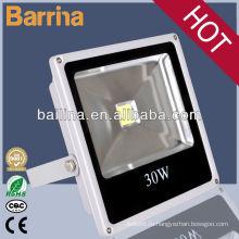 CE Rohs ip65 30w светодиодные потоп лампы Открытый