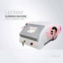Corps de fabrication façonnant la machine de perte de poids de laser de liposuccion de diode