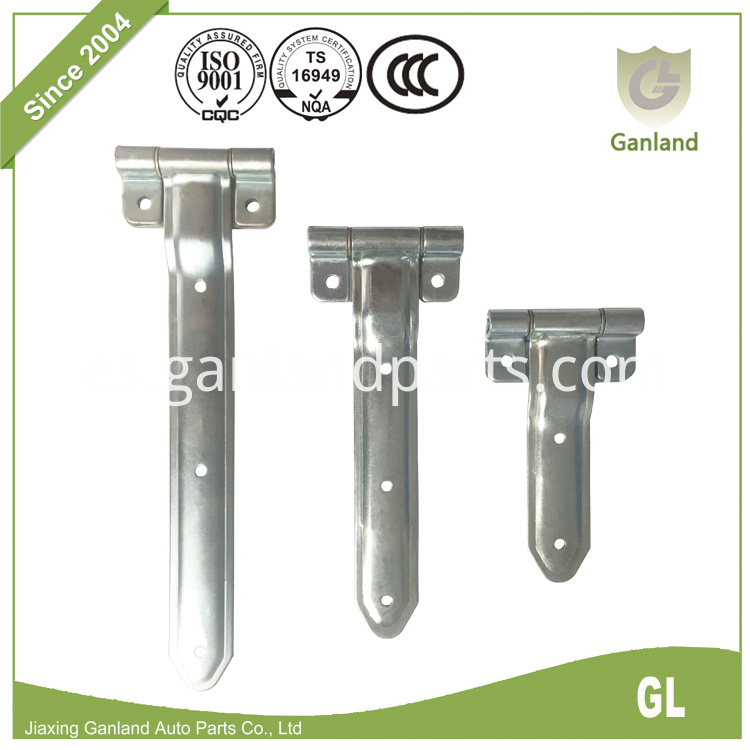 Embossed Steel Hinge GL-13119