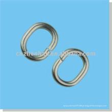 Zinco revestido de ferro cortina anel-metal anéis de cortina