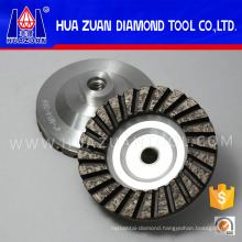 Turbo Diamond Cup Wheel for Granite