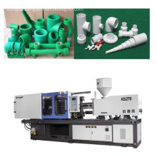 Servo Motor Pipe Plastic Injection Molding Machine