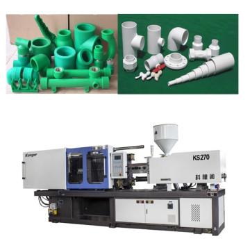 Servo Motor Pipe Plastic Injection Molding Machine