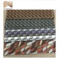 telhas de assoalho marroquinas tecidas da máquina do sofá do tamanho padrão