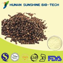 добыча пиперин черного перца Пайпер шдгит л. 10%-98% Пиперина